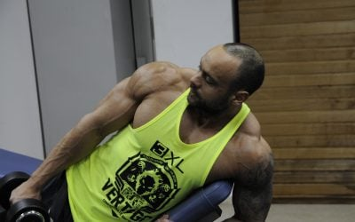 Тренировка за рамо